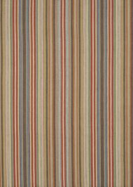 Mulberry Home: Tapton Stripe FD735.R43.0 Teal/Russet