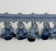 Scalamandre: Newport Tassel Fringe FT 1103-012 Med. Blue, Dark Blue