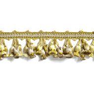 Scalamandre: Newport Tassel Fringe  FT1103M-015 Citron