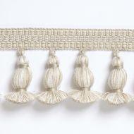 Scalamandre: Halsey Onion Fringe FT1499-002 Linen