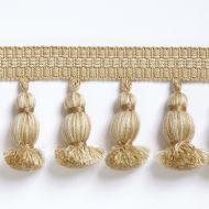 Scalamandre: Halsey Onion Fringe FT1499-003 Camel