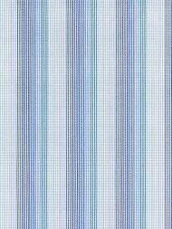 Grey Watkins for Scalamandre: Anderson Velvet Stripe GW 0002 2724 River