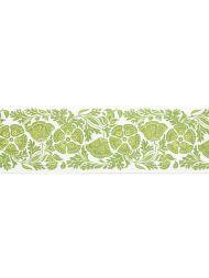Grey Watkins for Scalamandre: Gretel Printed Tape GW 0002 T3330 Leaves of Grass