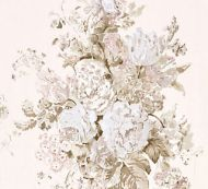 Grey Watkins for Scalamandre: Sybillla Bouquet GW 0003 16621 Rose Quartz
