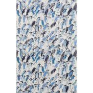 Hunt Slonem for Lee Jofa: Finches GWP-3412.516.0 Blue/Beige