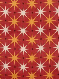 Hinson for Scalamandre: Star Power HN 0003 42023 Red