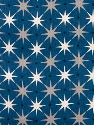 Hinson for Scalamandre: Star Power HN 0004 42023 Navy