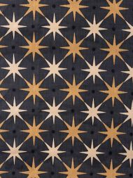 Hinson for Scalamandre: Star Power HN 0005 42023 Charcoal