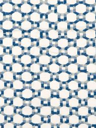 Hinson for Scalamandre: Island Trellis HN 0007 42014 Blue