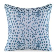 Curated Kravet: Les Touches Pillow QR-18348.TEAL.0 Teal