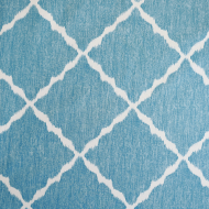 Sarah Richardson Harmony for Kravet: Ikat Strie IKATSTRIE.35.0 Teal