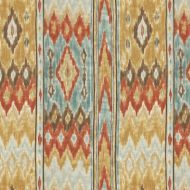 Kravet Couture: Java Ikat JAVA IKAT.512.0 Jewel