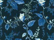 Kate Spade for Kravet: Owlish OWLISH.50.0 Navy