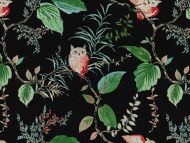 Kate Spade for Kravet: Owlish OWLISH.819.0 Black