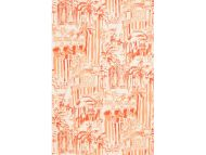 Lilly Pulitzer II for Lee Jofa: La Via Loca WP P2016101.12.0 Clementine