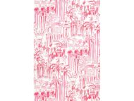 Lilly Pulitzer II for Lee Jofa: La Via Loca WP P2016101.17.0 Hotty Pink
