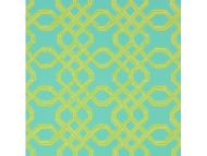 Lilly Pulitzer II for Lee Jofa: Well Connected WP P2016104.153.0 Green/Aqua
