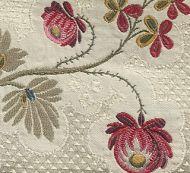 Old World Weavers for Scalamandre: Trottola SB 0007 0352 Strawberry Cream