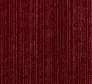 Boris Kroll for Scalamandre: Strie Velvet SC 0126 K65111 Crimson
