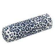Schumacher: Iconic Leopard Bolster Pillow SO17572016 Ink