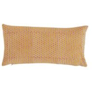 Schumacher: Buti & Tuk Tuk Pillow SO17923118 Pink & Yellow