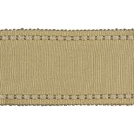 Kravet: Cable Edge Band T30733.116.0 Jute