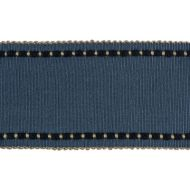 Kravet: Cable Edge Band T30733.5.0 Indigo