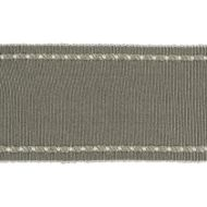 Kravet: Cable Edge Band T30733.818.0 Fog