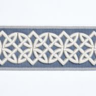 Scalamandre: Celtic Embroidered Tape  T3282-006