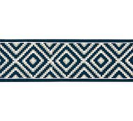 Scalamandre: Medina Embroidered Tape T3306-004 Indigo