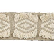 Groundworks: Cockscomb - TL10128 - 106 Linen
