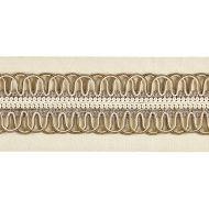 Scalamandre: Colette Braided Tape SC 0002 V1242 Bisque