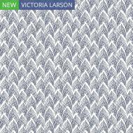 Stout: W01vl-1 Piedmont Navy Wallpaper