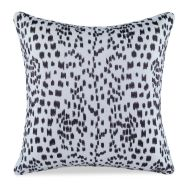 Curated Kravet: Les Touches Pillow QR-18349.ESPRESSO.0 Brown
