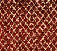 Old World Weavers for Scalamandre: Reale Diamond Cherry ZA 2128 REAL Gold