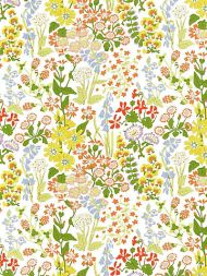 Grey Watkins for Scalamandre: Nymph Floral GW 0001 16630 Springtime